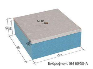 Виброфлекс SM тип A