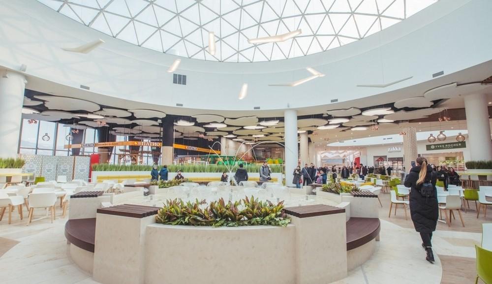 Торгово-развлекательные центры и магазины